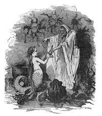 Bertall画の人魚姫 - Books