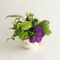 「花と器のステキな関係」無事に終了いたしました - 陶芸家・渡邉陽子の日々のこと
