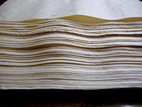 紙は美しいなあ - スズキヨシカズ幻燈画室