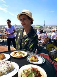 クレアチュール・パリパリでリゾート気分のベジランチ❤️ - keiko's paris journal                                                        <パリ通信 - KSL>