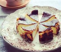 バスクチーズケーキ - Rose ancient 神戸焼き菓子ギャラリー