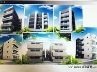 外観パース✌️ - 日向興発ブログ【方南町】【一級建築士事務所】