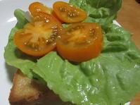 トマトのサンドイッチ - 南阿蘇 手づくり農園 菜の風
