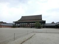 京都バス旅行①京都御所 - 緑区周辺そぞろ歩き