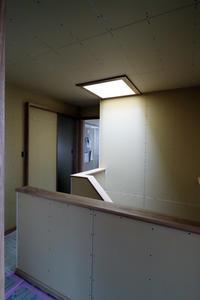天窓/階段室/倉敷 - 建築事務所は日々考える