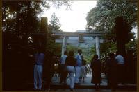 1987年8月14日 白地温泉〜愛知県清洲 - 藪の中のつむじ曲がり