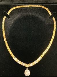 ダイヤモンドのネックレスをお買取! - 買取専門店 和 店舗ブログ