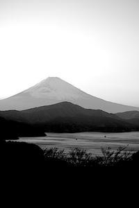 夏帽子月 寫誌 ⑥芦ノ湖 - le fotografie di digit@l