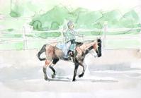乗馬クラブ - ryuuの手習い