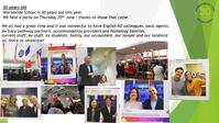 祝!30周年記念 Worldwide School of English - ニュージーランド留学とワーホリな情報