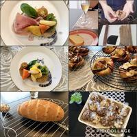 『ヴァイツェンミッシュブロート』&『カフェ・ショコラ』レッスン - カフェ気分なパン教室  ローズのマリ