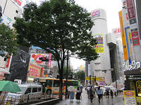 7月4日㈭の109前交差点 - でじたる渋谷NEWS