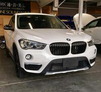 ドラレコ取付やってます。BMW X1(F48) - 静岡県静岡市カーオーディオ専門店のブログ