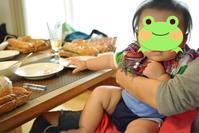 お子さま連れレッスンふりかえり。ソーセージバゲット - 水戸市(茨城)のパン教室 Fika(フィーカ)  ~日々粉好日~