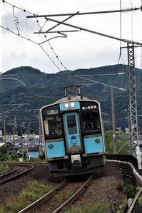 藤田八束の鉄道写真@カシオペアが青森にやってきました青い森鉄道で出会いました。優しい青年に感謝「ご指導あれがとう」 - 藤田八束の日記