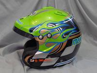 Arai Helmet GP-3 - YUHIRO&M DESIGNS2