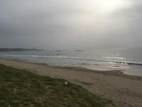 今日の波 伊勢国府ホームp ▲ - 海ぼうずのエコエゴ日記