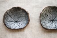 夏の葉箸置き&スプーンレスト2 - BEAN ART Cafe  - Mami . N -