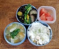 塩豚の炊き込みご飯 - 好食好日