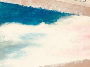 オーダー作品など。 - 『一日一畫』 日本画家池上紘子
