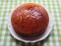 <イギリス・菓子レシピ> ライト・レモン・ドリズル・ケーキ【Lighter Lemon Drizzle Cake】 - イギリスの食、イギリスの料理&菓子