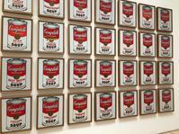 アンディ・ウォーホル展@MoMA - 肉じゃが日和