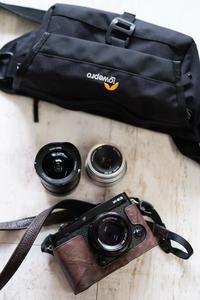 レンズ3本、ボディ1台 - デーライトなスナップ