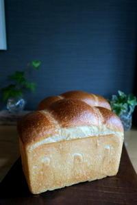 Pain de Mie(3つ山) - KuriSalo 天然酵母ちいさなパン教室と日々の暮らしの事