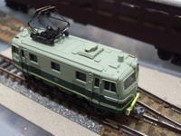 BトレEF58やら16番ナハフ11やら - 新湘南電鐵 横濱工廠3