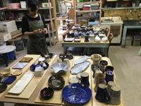 ウサジ工房2019年7月の予定 - 週末陶芸家 フジサキウサジ