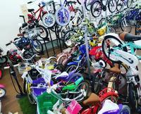 幼児車沢山あります - 滝川自転車店