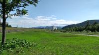 真駒内までの河川敷 - nshima.blog