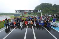 雨のSUPER GT-K③、終了(2019.7.6) - 新東京フォトブログ