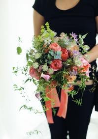 卒花さまアルバム第一ホテルシーフォートの花嫁様へ心が動く2019 - 一会 ウエディングの花