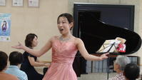 おたのしみコンサート第8回終了! - ピアニスト丸山美由紀のページ