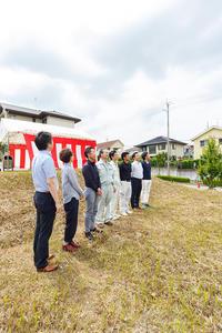 haus-walk 地鎮祭&イメージパース - 兵庫 神戸 須磨の一級建築士事務所hausのblog
