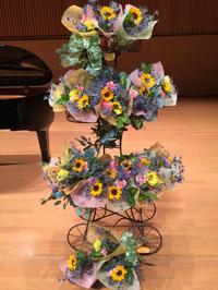 2019年7月6日の発表会 - お花は幸せの贈りもの~Sweet Lees