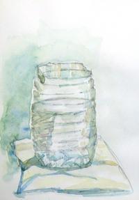 M/Nさんの筆洗い器 - ryuuの手習い