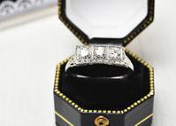 デコのダイヤモンドリング - AntiqueJewellery GoodWill
