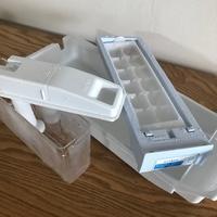 思い立ったら製氷機の掃除 - おうちやさい