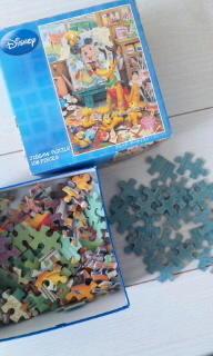 これなら100ピース超えのパズルが子どもにもできちゃう!? - *3兄弟との気力体力温存生活          のすすめ*~kirishiman出没地帯~