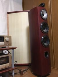 RWL-3によるルームチューニング - B&W 804 D3を鳴らし切る