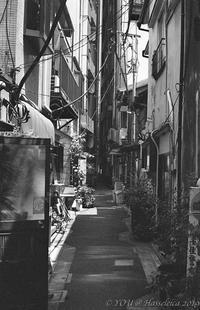 下町路地裏さんぽ - 心のカメラ   more tomorrow than today ...