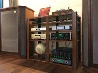 ADKのラックを納品しました - 僕たちのオーディオ by Soundpit