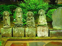 鎌倉円覚寺地蔵 - 風の香に誘われて 風景のふぉと缶