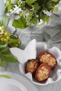 6月にご紹介したお菓子色々 その② & おまけのお菓子 - フランス菓子教室 Paysage Calme