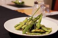 イタリアンな枝豆 - おいしい便り