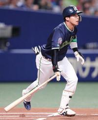 通算15本目の先頭打者アーチ - ファン歴47年 神宮の杜