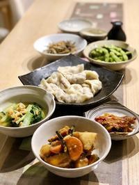 おうち居酒屋オープン - 今日も食べようキムチっ子クラブ (料理研究家 結城奈佳の韓国料理教室)