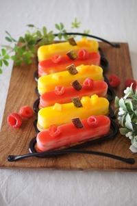 夏フルーツなスイーツと夏野菜たっぷりの夕食 - The Lynne's MealtimesⅡ
